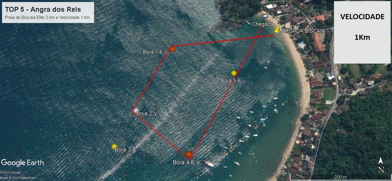Biscaia 1 km